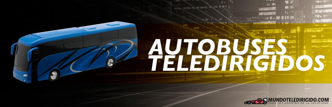 Mejores Autobuses Teledirigidos