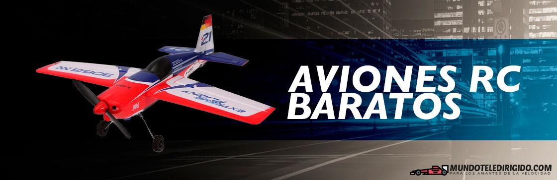 Mejores Aviones RC Baratos