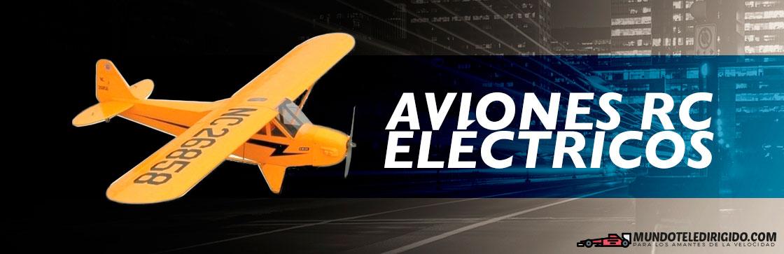 Mejores Aviones RC Eléctricos