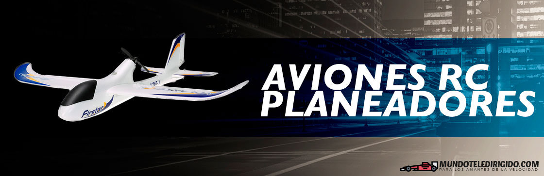 Mejores Aviones RC Planeadores