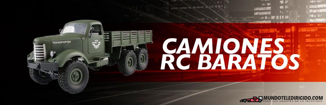 Mejores Camiones RC Baratos