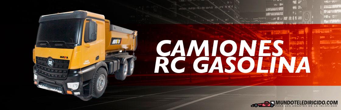 Mejores Camiones RC de Gasolina