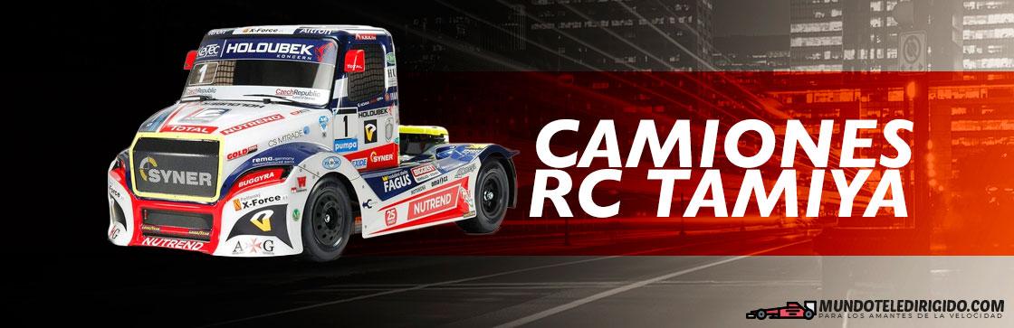Mejores Camiones RC Tamiya