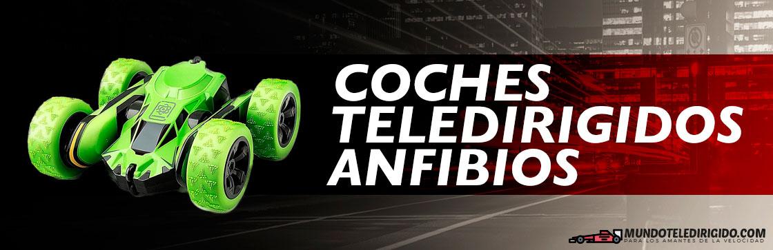 Mejores Coches Teledirigidos Anfibios