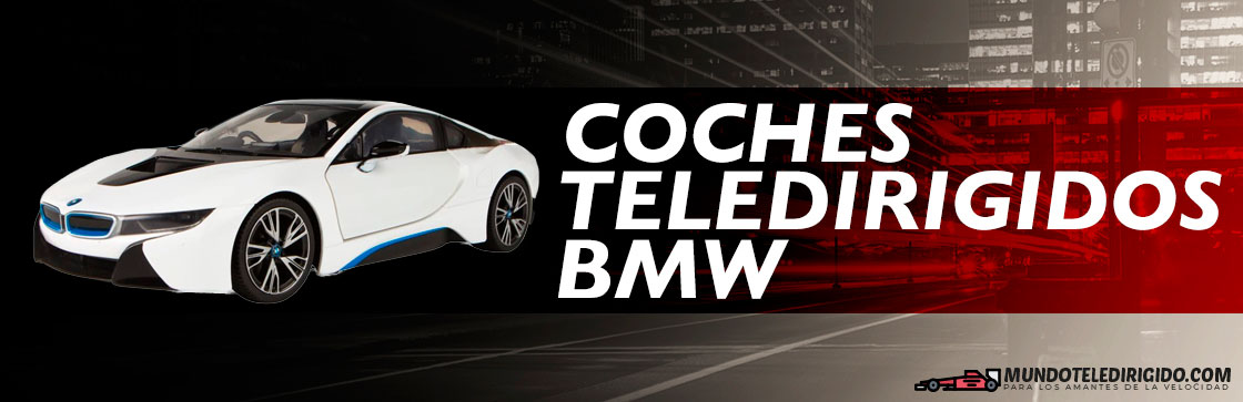 Mejores Coches Teledirigidos BMW