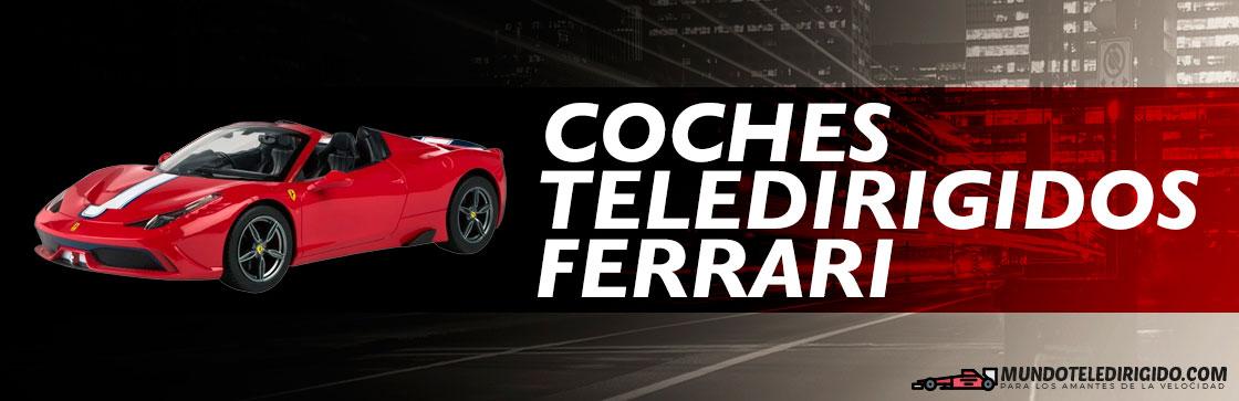 Mejores Coches Teledirigidos Ferrari