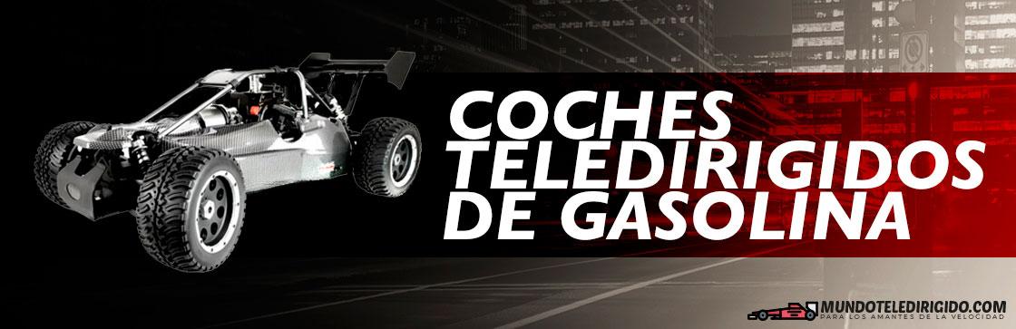 Mejores Coches Teledirigidos a Gasolina