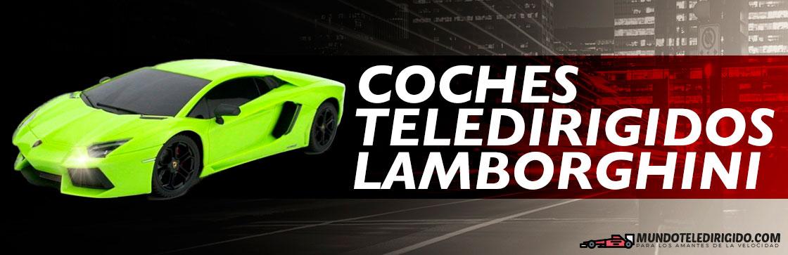 Mejores Coches Teledirigidos Lamborghini