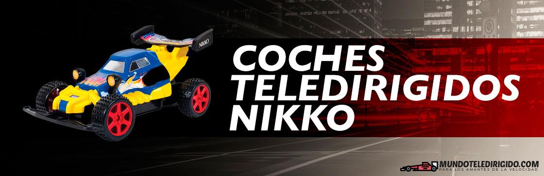 Mejores Coches Teledirigidos Nikko