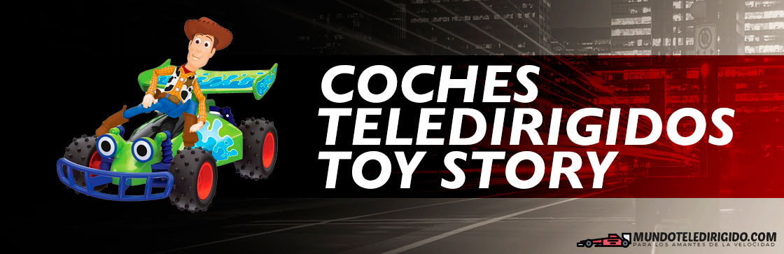 Mejores Coches Teledirigidos Toy Story
