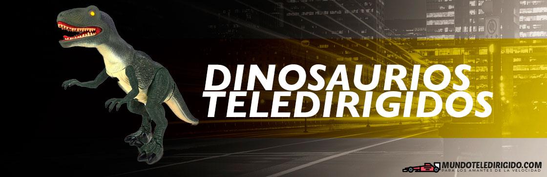 Mejores Dinosaurios Teledirigidos