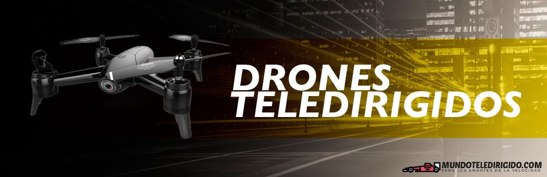 Mejores Drones Teledirigidos