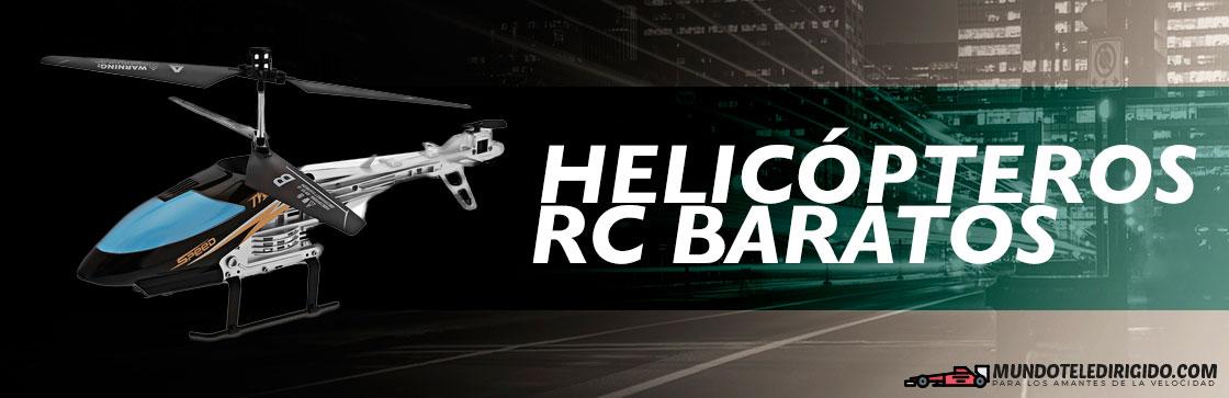 Mejores Helicopteros RC Baratos