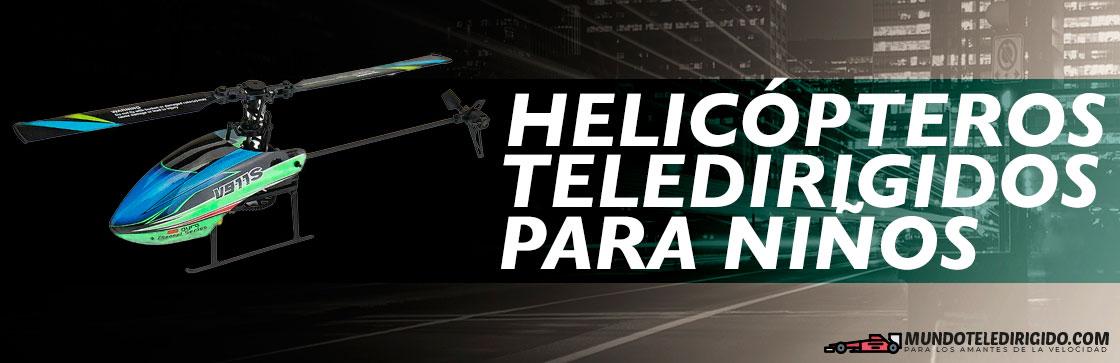 Mejores Helicopteros Teledirigidos para Niños