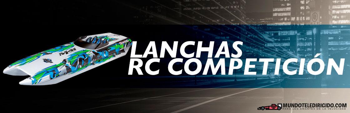 Mejores Lanchas RC Competeción