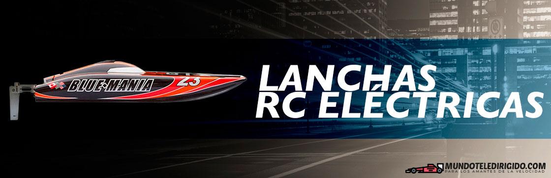 Mejores Lanchas RC Eléctricas