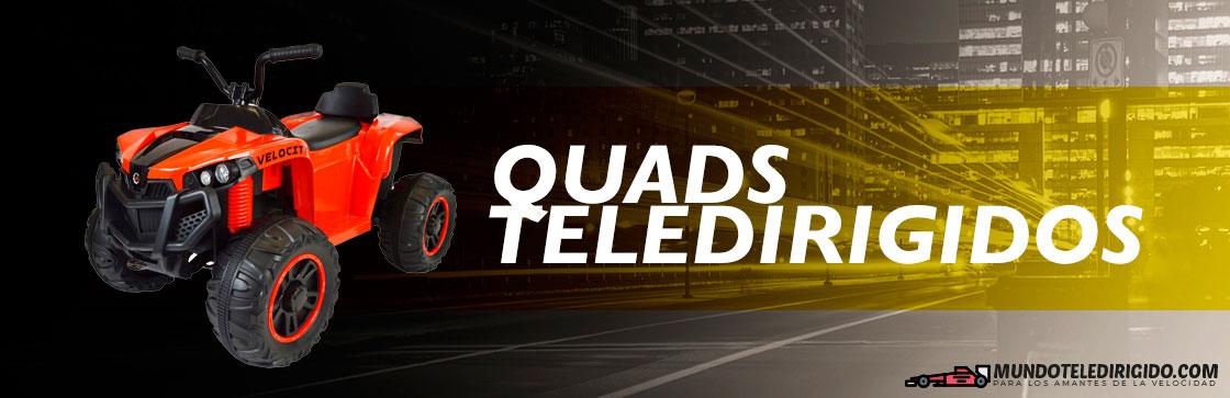 Mejores Quads Teledirigidos