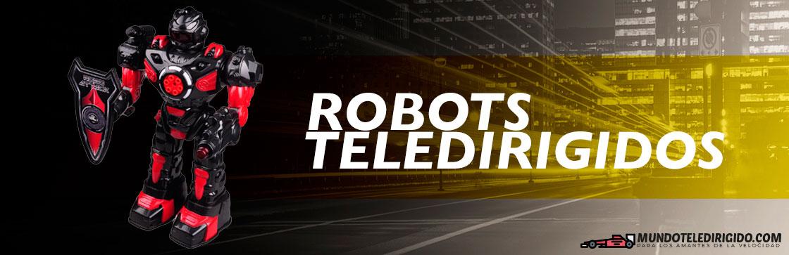 Mejores Robots Teledirigidos