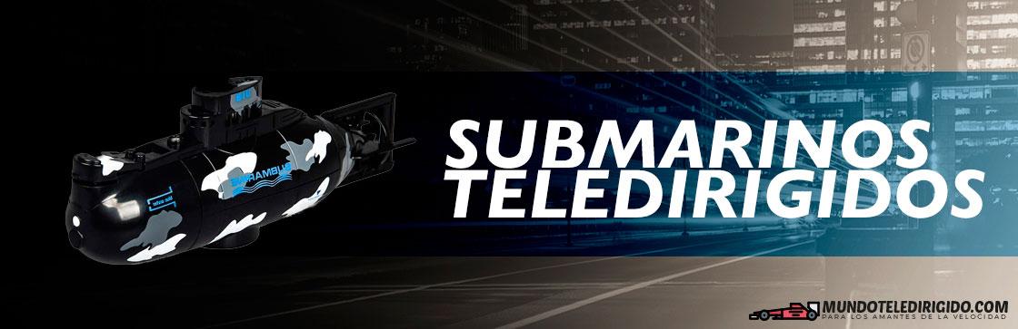Mejores Submarinos Teledirigidos