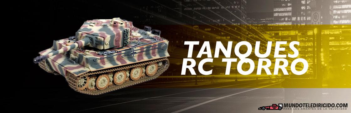 Mejores Tanques Teledirigidos Torro