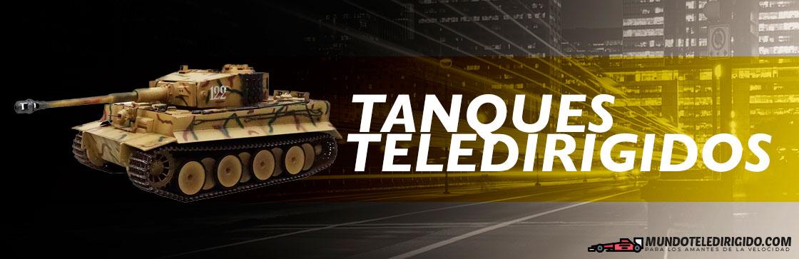 Mejores Tanques Teledirigidos