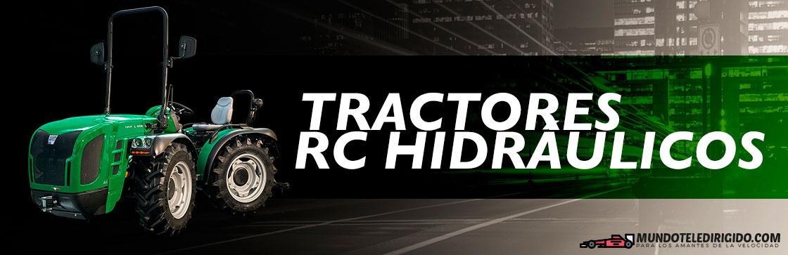 Mejores Tractores RC Hidráulicos