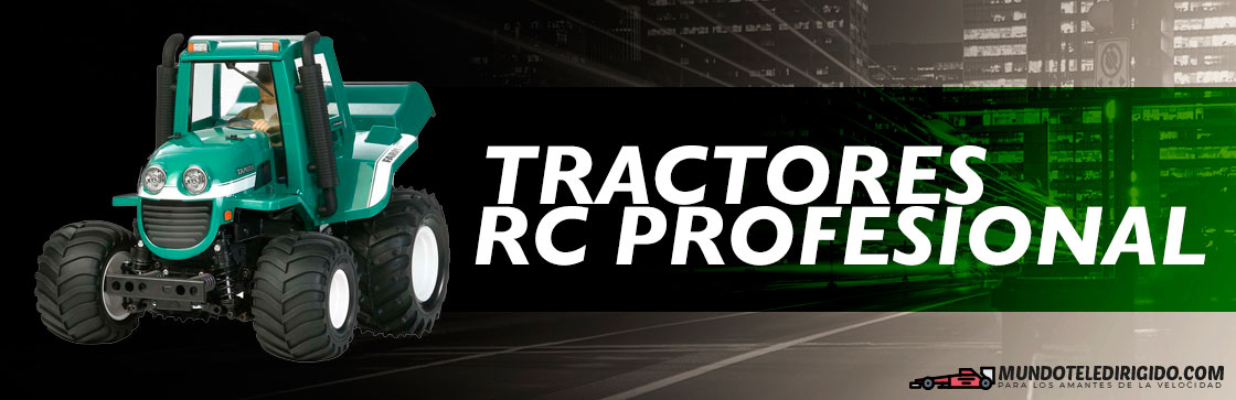Mejores Tractores RC Profesionales​