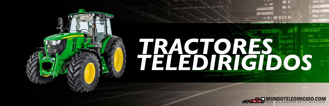 Mejores Tractores Teledirigidos