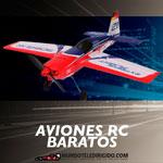 Aviones RC Baratos