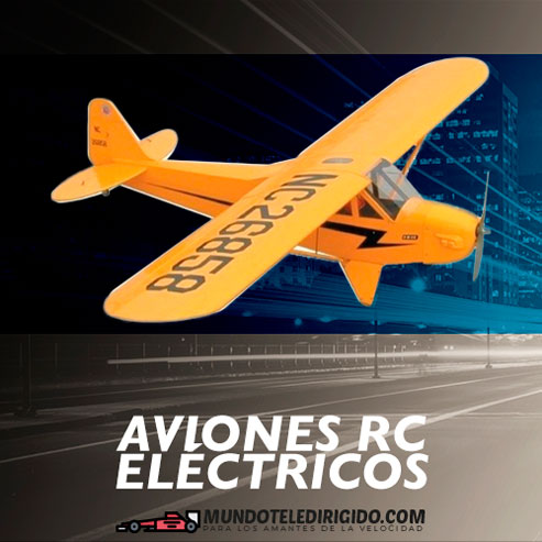 Aviones RC Eléctricos