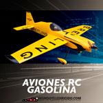 Aviones RC a Gasolina
